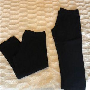Women's size M legging capris